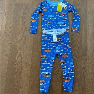 Brand New Baby Gap pajamas 2 years - Blue